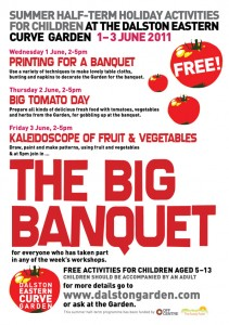 The Big Banquet poster