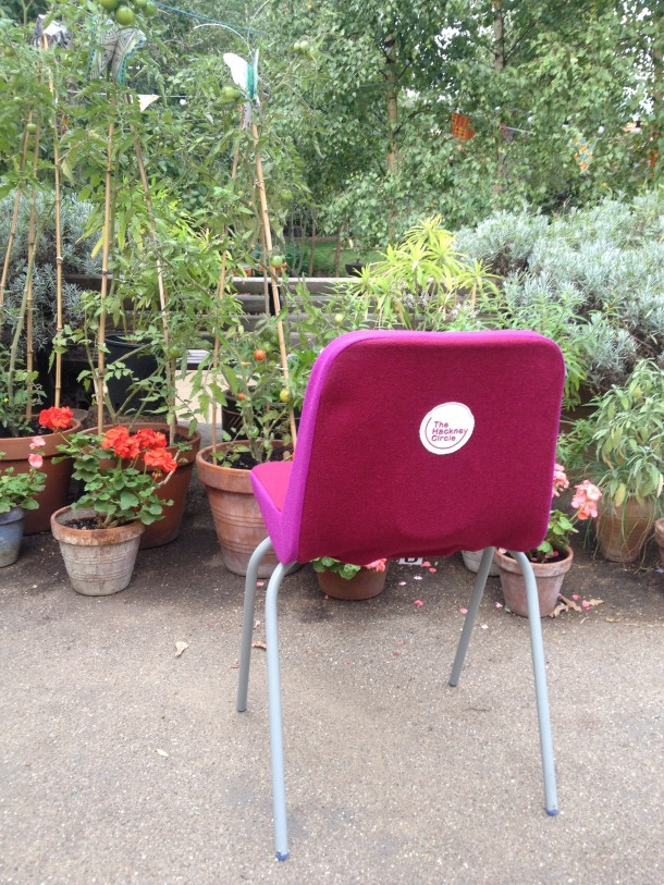 Hackney Circle seat