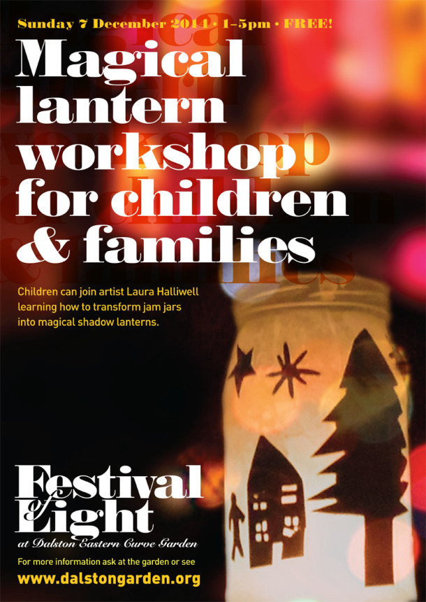 jam-jar lantern workshops