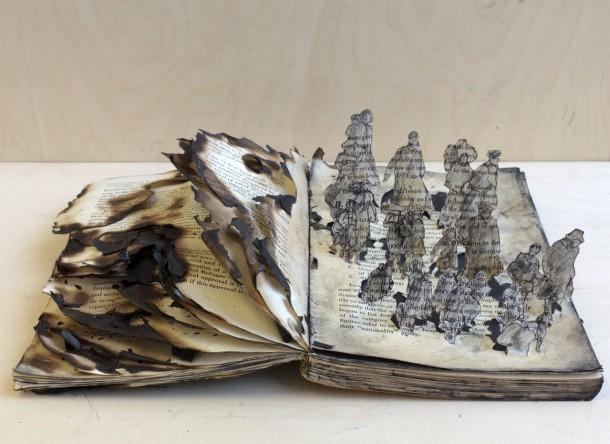 Uprooted (1) 2013 by Julia Mason