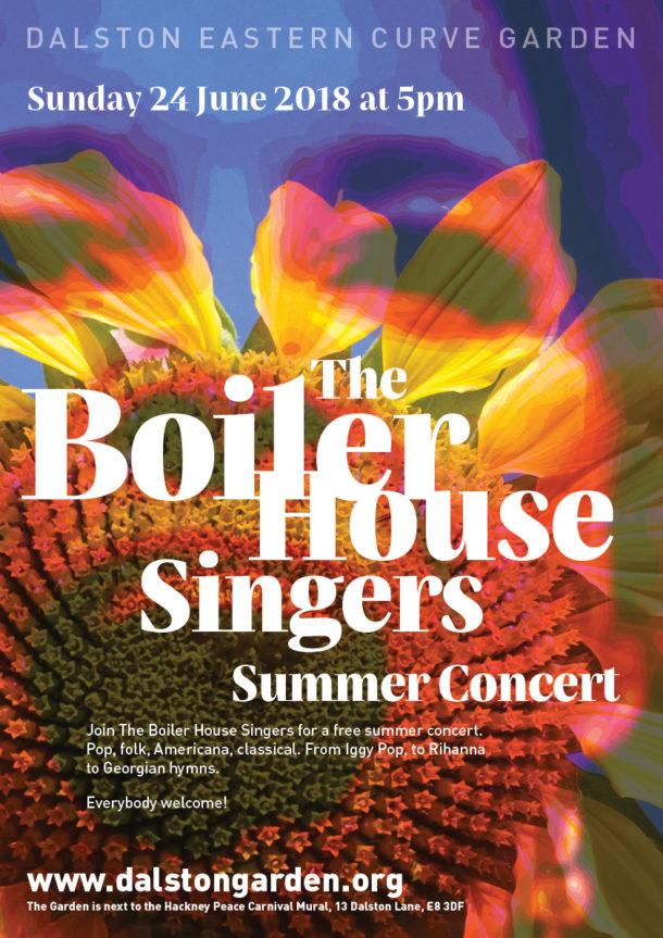boilerhouse summer concert 2018